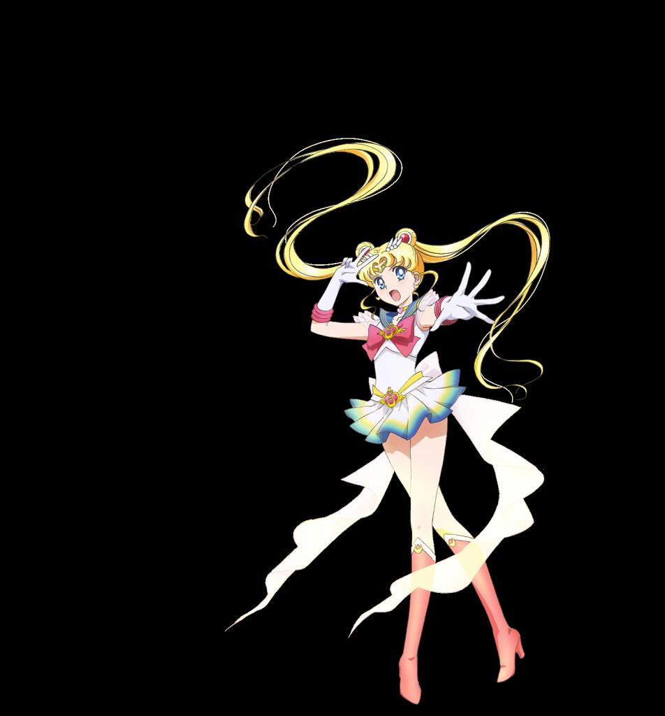 Sailor Moon Eternal Poster - Sailor Moon
