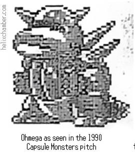 Ohmega Pokémon