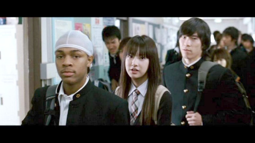 Keiko Kitagawa in The Fast and the Furious: Tokyo Drift