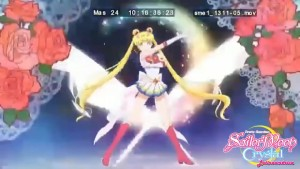 Sailor Moon Eternal leaked teaser trailer - Super Sailor Moon