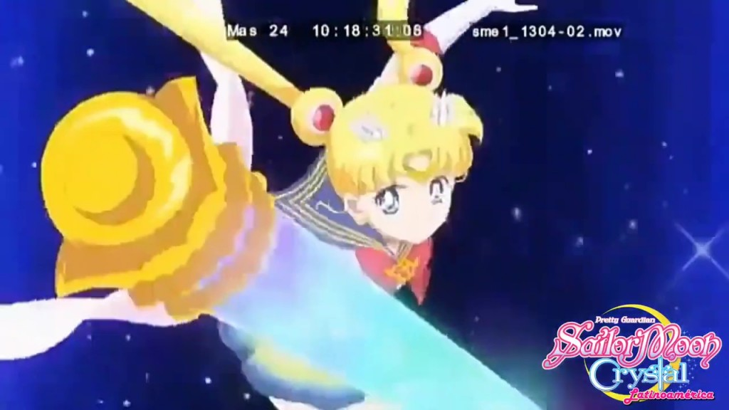 Sailor Moon Eternal leaked teaser trailer - Super Sailor Moon