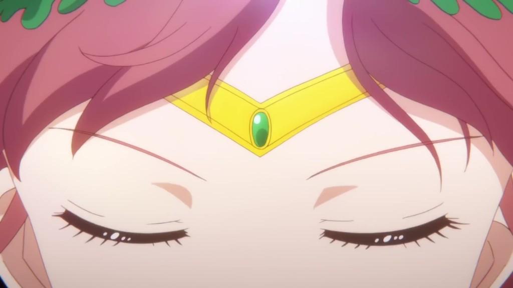 Sailor Moon Eternal trailer - Sailor Jupiter
