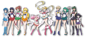 Bufferin x Sailor Moon Eternal - Our first look at Sailor Uranus, Neptune, Pluto and Saturn