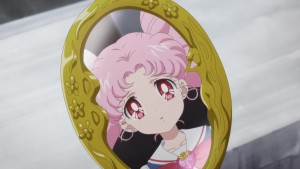Sailor Moon Eternal trailer - Chibiusa