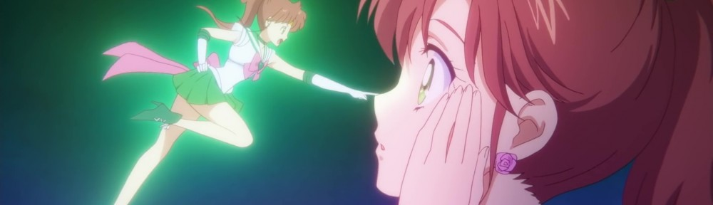 Sailor Moon Eternal trailer - Sailor Jupiter and Makoto