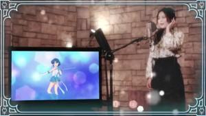 Moon Color Chaining - Momoiro Clover Z and the Five Sailor Guardians - Hisako Kanemoto as Sailor Mercury