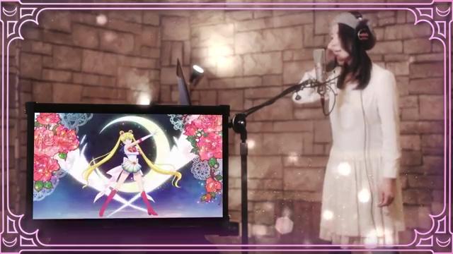 Moon Color Chaining - Momoiro Clover Z and the Five Sailor Guardians - Kotono Mitsuishi as Sailor Moon