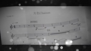 Moon Color Chaining - Momoiro Clover Z and the Five Sailor Guardians - Sheet music