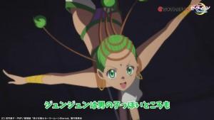 Sailor Moon Eternal - Amazoness Quartet Roundtable Discussion - JunJun