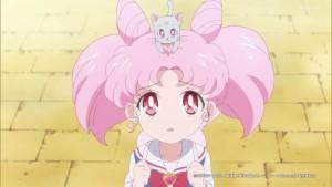 Sailor Moon Eternal - Chibiusa and Diana
