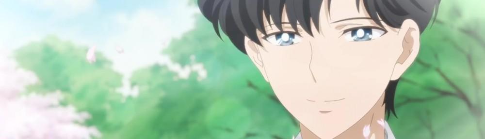 Sailor Moon Eternal - Mamoru looking weird