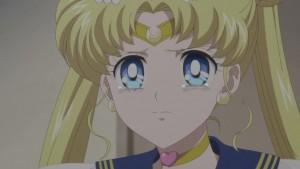 Sailor Moon Eternal - Sailor Moon crying