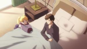 Sailor Moon Eternal - Young Usagi and Mamoru