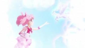 Sailor Moon Eternal - Chibiusa and Tiny Pegasus