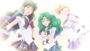 Sailor Moon Eternal - My Three Moms