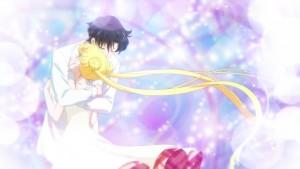 Sailor Moon Eternal Part 2 - Mamoru and Usagi