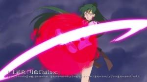 Sailor Moon Eternal Part 2 - Sailor Pluto