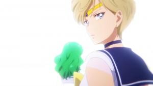 Sailor Moon Eternal Part 2 - Sailor Uranus