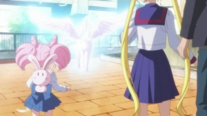Sailor Moon Eternal - Pegasus appears