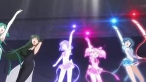 Sailor Moon Eternal - Sailor Saturn