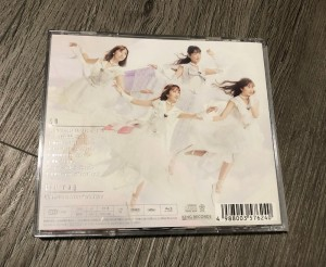 Moon Color Chainon CD and Blu-ray - Momoiro Clover Z Edition - Back