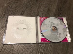 Moon Color Chainon CD and Blu-ray - Momoiro Clover Z Edition - CD disc
