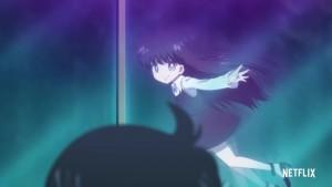 Sailor Moon Eternal Netflix Trailer - Young Rei