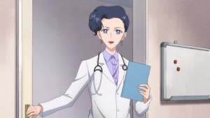 Pretty Guardian Sailor Moon Eternal Part 1 - Ami's mother