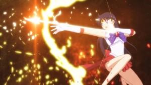 Pretty Guardian Sailor Moon Eternal Part 1 - Mars Flame Sniper