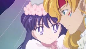 Pretty Guardian Sailor Moon Eternal Part 1 - Rei and Tiger's Eye