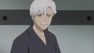 Pretty Guardian Sailor Moon Eternal Part 1 - Rei's sexy grandpa