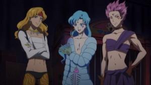 Pretty Guardian Sailor Moon Eternal Part 1 - The Amazon Trio