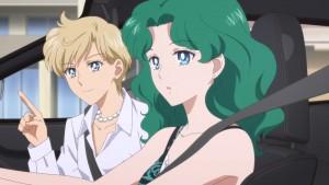 Pretty Guardian Sailor Moon Eternal Part 2 - Haruka and Michiru