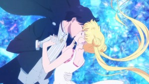 Pretty Guardian Sailor Moon Eternal Part 2 - Kissing is the cure to whatever weird lung black rose thing was going on