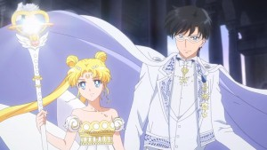 Pretty Guardian Sailor Moon Eternal Part 2 - Neo Queen Serenity and King Endymion