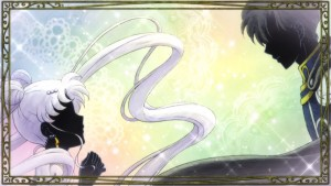 Pretty Guardian Sailor Moon Eternal Part 2 - Princess Serenity and Endymion