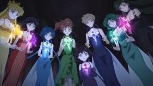 Pretty Guardian Sailor Moon Eternal Part 2 - The Princess Sailor Guardians