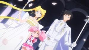 Pretty Guardian Sailor Moon Eternal Part 2 - The royal family