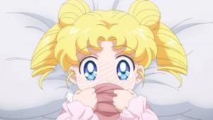 Pretty Guardian Sailor Moon Eternal Part 2 - Young Usagi