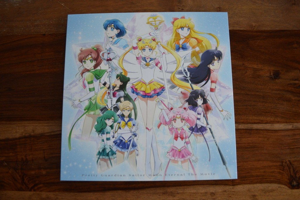Sailor Moon Eternal Limited Edition Blu-ray - Cover