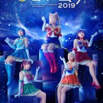 Nogizaka46 x Sailor Moon 2019 musical poster