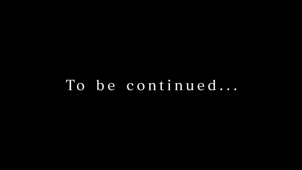 Sailor Moon Eternal Limited Edition Blu-ray - To be continued...